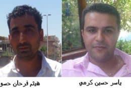 Haitham und Yasser