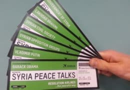 Geneva peace talks