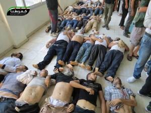 Opfer Angriffe Damaskus 21.7.