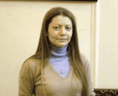 Die syrische Anwältin und Aktivistin Razan Zaitouneh.