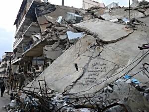 Zerstörung Syrien