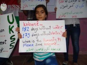 Kobani, Kobane, Kobanê - Belagert seit über einem halben Jahr