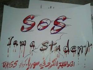 SOS - I am a student