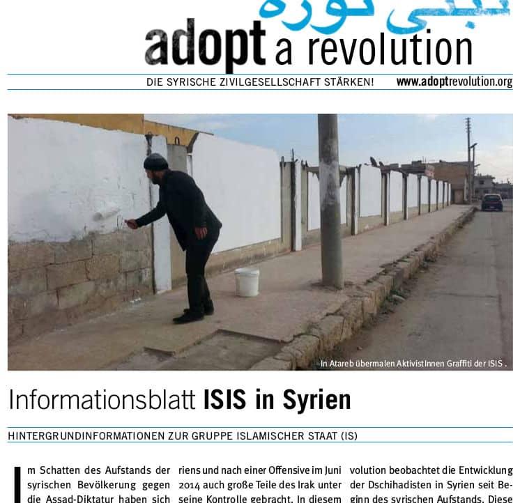 Hintergründe zum Islamischen Staat