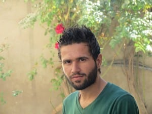Ahmad Shekho, Vorsitzender der UKSS Kobani. Quelle: privat.