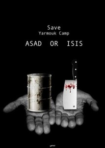 yarmouk_assad-isis
