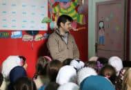 Ziviles Zentrum Erbin: »Seitdem Krieg ist lernen wir im Keller«