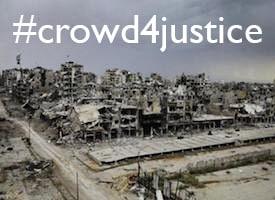 #crowd4justice