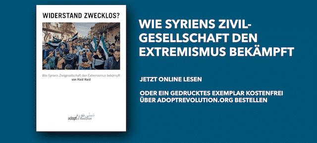 Wider die Extremisten