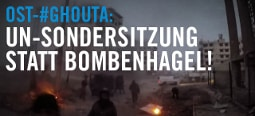 Rettet Ost-Ghouta!
