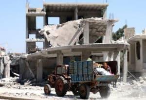 Stimmen aus Daraa: »Rede lieber nicht mehr mit mir«