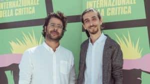 Ghiath Ayoub und Saeed al-Batal