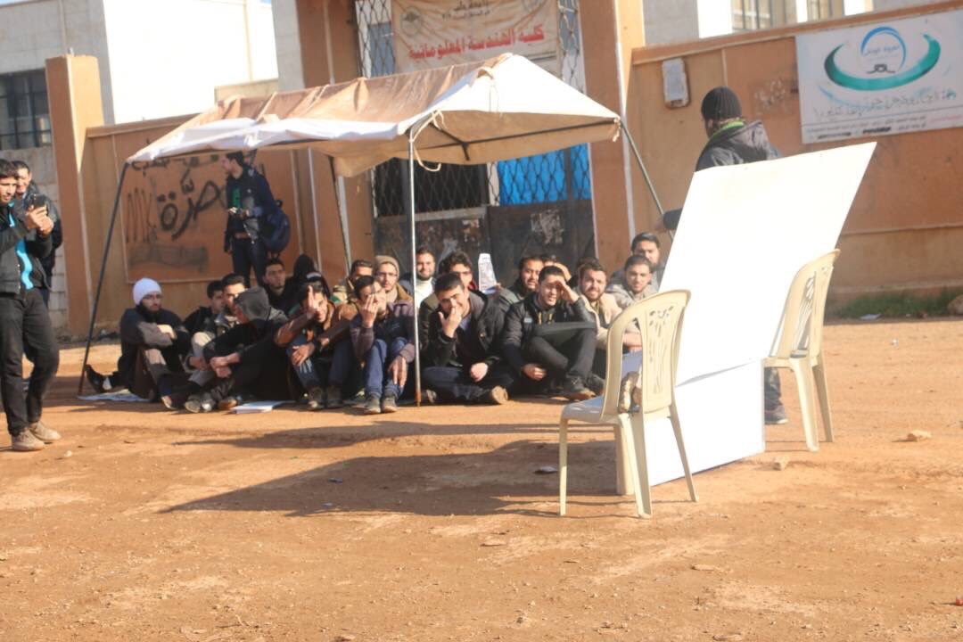 Universität Freies Aleppo